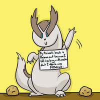 Hannah Pokeshaming by NikkyDash