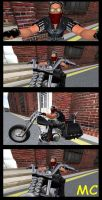 MC The Hypno Biker Preview by The-Mind-Controller
