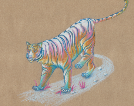 Tiger by GreyMind666