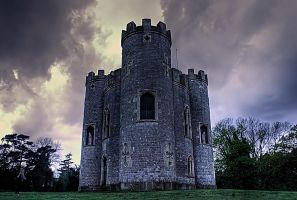 Blaise castle HDR 2 by AngiWallace