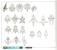 Vexen's Weapon References by SnowpirateRoy