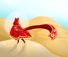 Journey paint doodle by Color-City