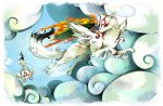 Take Flight_Okami by Unodu