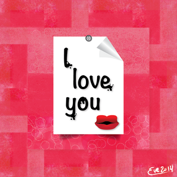 ILoveYou by TheGalleryOfEve