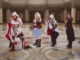 Lineage by CoffeeQueenCosplay