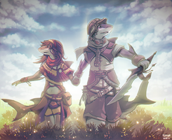 A Love Story by Astral-Requin