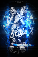 The Hardy Boyz by A-XDesigner