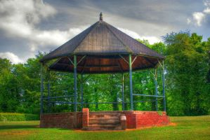 The Old Bandstand... by TheBaldingOne