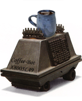 Coffeebot by Anatra