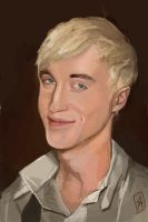 Tom Felton by BraianDream
