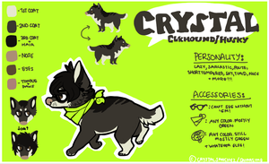 Crystal Ref by quartine