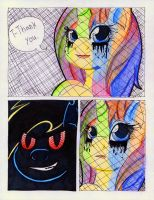 Fluttershy and the Rainbow Factory P. 41 by The1King