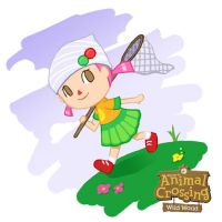 Animal Crossing by SueKeruna