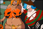 Halloween by cyntor