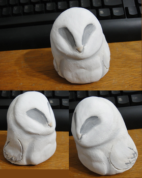 Owl by CorpseChild95