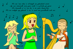 Celtic Song by pheeph