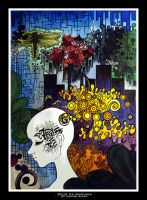 . deus ex machina . by sunfairyx
