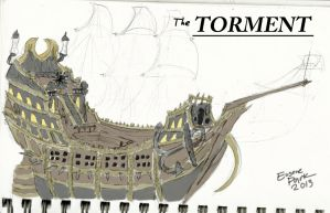 The TORMENT by BillyBones0704