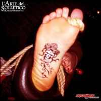 Foot Art - From Castle Dungeon 02 by Kalamos