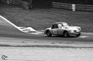 MG MGA by Estranged89