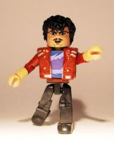Weird Al Yankovic: Eat it Custom Minimate by luke314pi