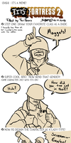 Tits Fortress 2 Meme - Soldier by TariToons