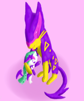 Bath time by HoneyShuckle