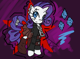 I don't even know what gothic is anymore by ACharmingPony