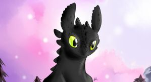 Toothless by Smudgeandfrank