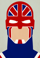 C is for Captain Britain by payno0