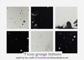 Icongrunge-set5 by horizonroad