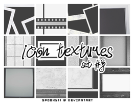 Icon-sized textures VIII by spooky11