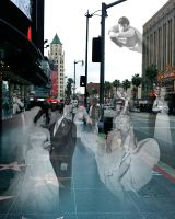 Surrealism, On The Blvd The Dead Come Back To Life by SayurixSama
