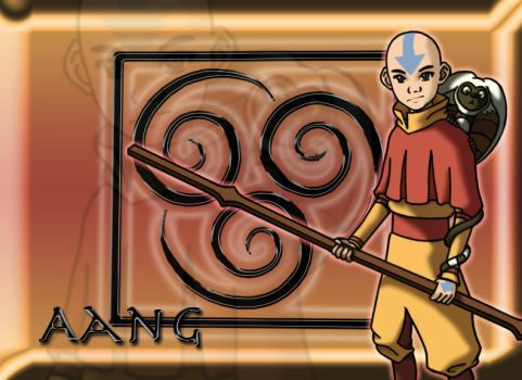 Aang by Niques93