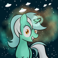 Lyra Speed Draw by Why485