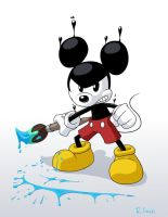 Epic Mickey by rongs1234