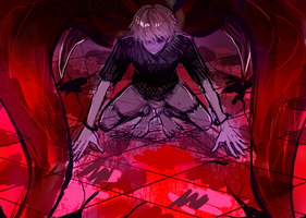 Tokyo Ghoul. Angry Soul by ShionMion