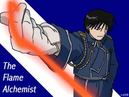 The Flame Alchemist by revers-edge118