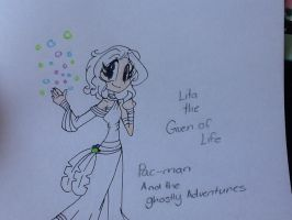 Lita the giver of life by angelchibivocaloid