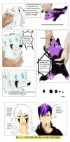 Chaos and The Boss love Da plushies by TheRockyCrowe