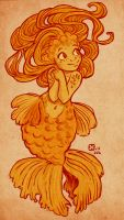 Little Goldie by StressedJenny