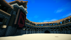 Blood Haven - Colluseum Inside by Epic-nesFactor