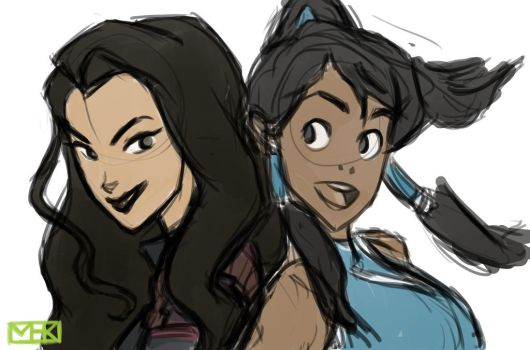 Korrasami2 by MartineHannah