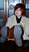 APH Romano Cosplay by evilpanda96