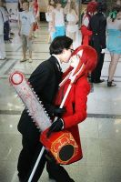 Grell Sutcliff and William by GermanOlaf