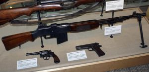 Browning Automatic Rifle by shelbs2