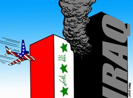 Remember September 11 Iraq by Latuff2