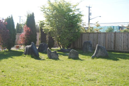 Standing Stones by Paulwe