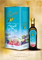 Rarity Oliveoil Packaging by byZED
