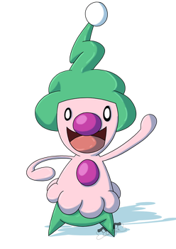 Mime Jr (Shiny) by gjavavont